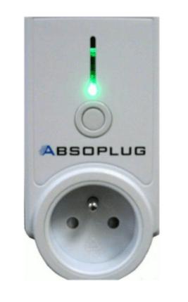 Absoplug ALPHA Filtro de electricidad sucia